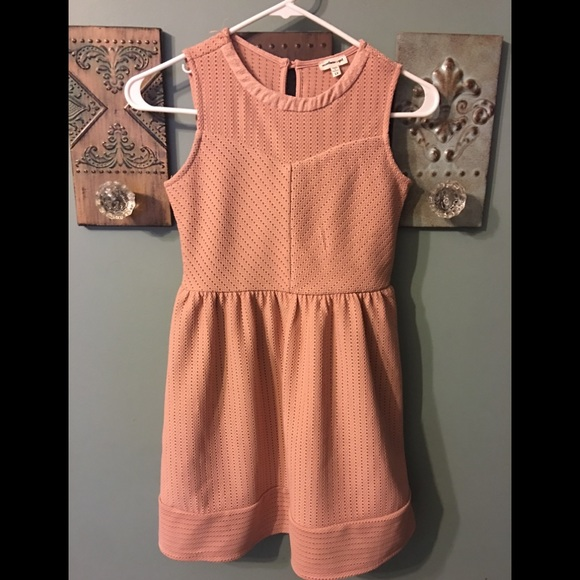 Monteau Dresses Monteau Girl Rose Gold Dress Girls Size 2 Poshmark